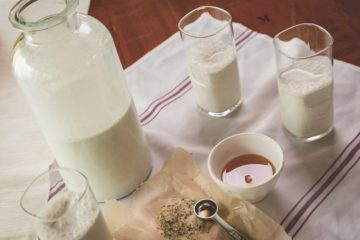 Healthy Hemp Milk Recipe