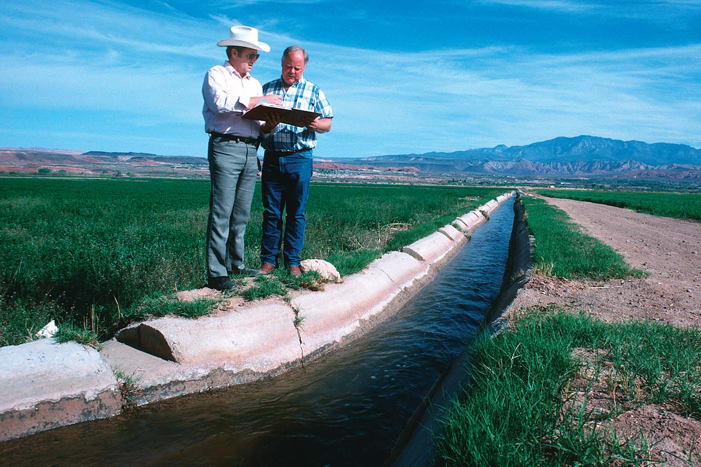 Hemp Water Rights Bureau of Reclamation America