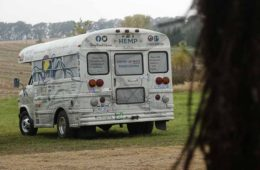 Hemp Road Trip Hempy Bus Legalization