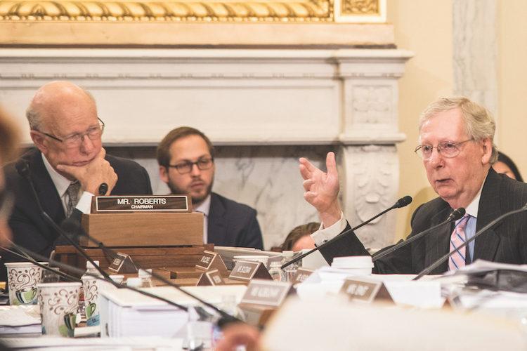 Mitch McConnell Hemp Farming Act 2018 Farm Bill