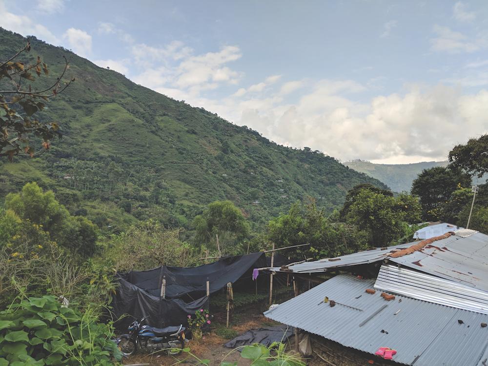 Colombian Hemp Road Trip
