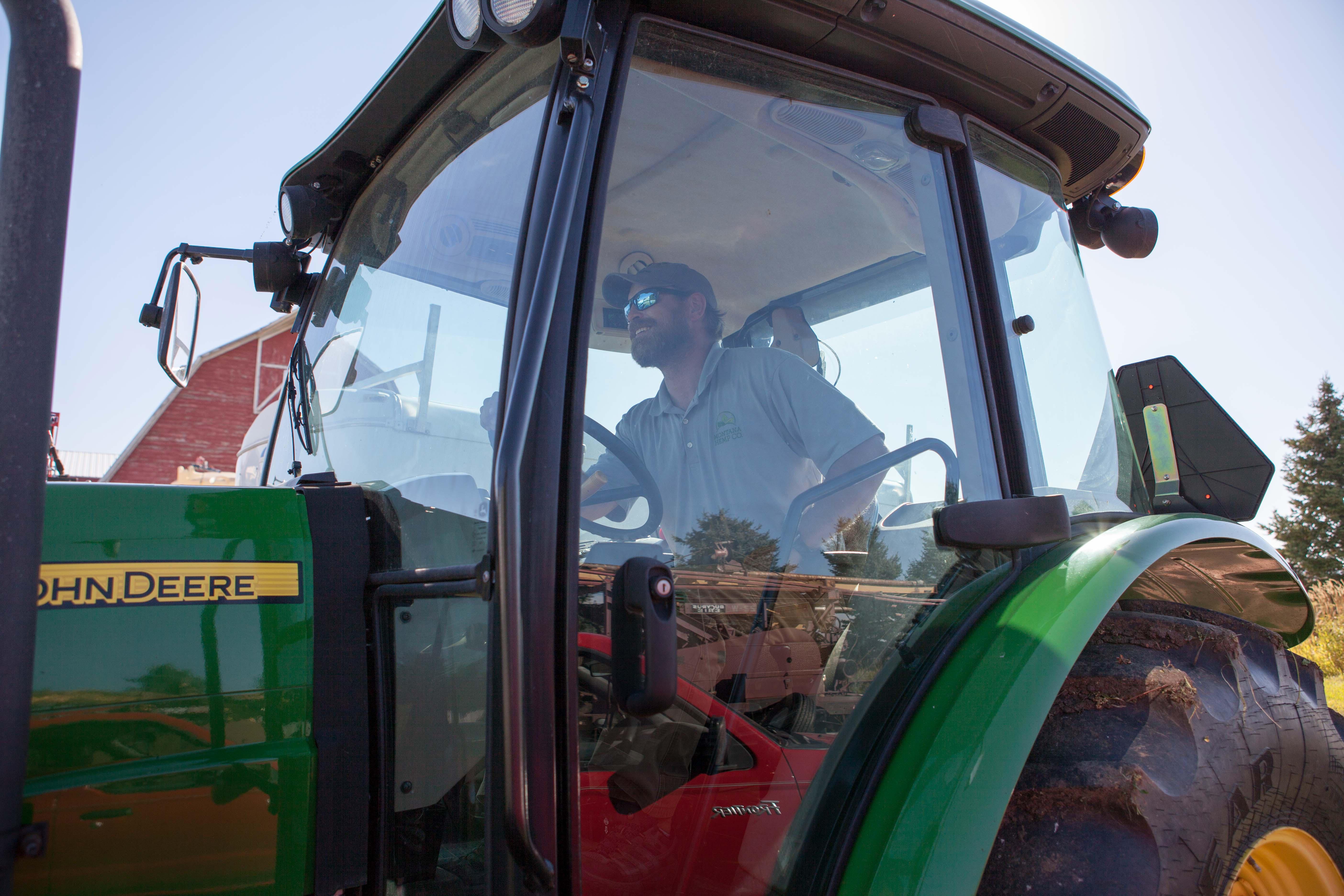 small farmers, Montana hemp, hobby farmers, state pilot programs