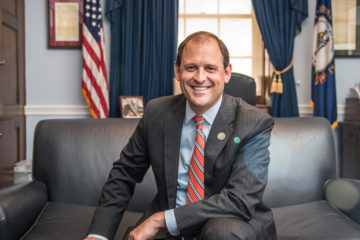 Andy Barr Hemp Banking Interview Federal Legalization