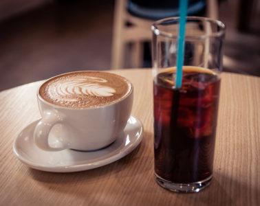 Cold Brew CBD Coffee Hemp
