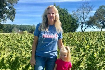 The Hemp Mine Allison Justice South Carolina Family Farm Profile