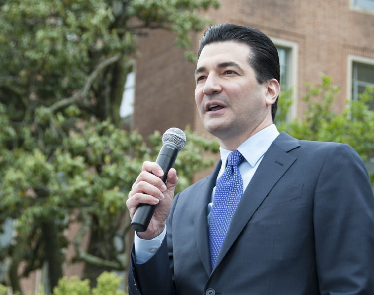 Scott Gottlieb FDA HEMP regulations