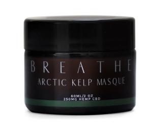 Halsa Botanicals CBD Arctic Kelp Masque