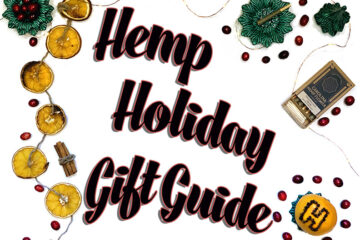 Hemp Holiday Gift Guide